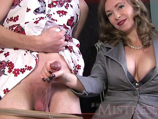 Mistress Epic Cumshot Cumpilation