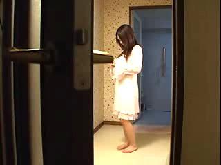 Hot Japanese Mom Fucks Her Son