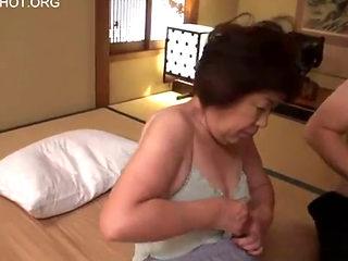Jav 73 Yrs Ishikawa Mitsue
