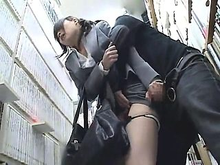 Hot Japanese babe hairy twat fingered
