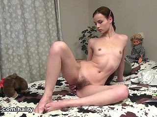 Alice in Hairy Play Movie - ATKHairy
