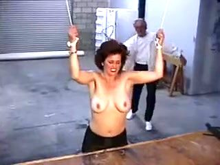 Incredible homemade Spanking, Big Tits xxx scene