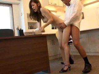 Hottest Japanese whore Yuria Ashina in Amazing Small Tits JAV clip