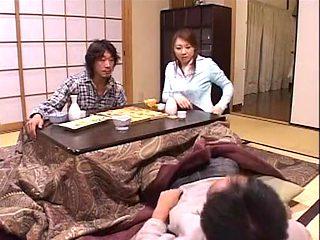 Best Japanese girl Ruri Shiratori, Shiho Tsubokura in Horny Small Tits JAV movie