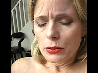 old slut orgasm