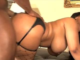 Black Juicy DP Creampie