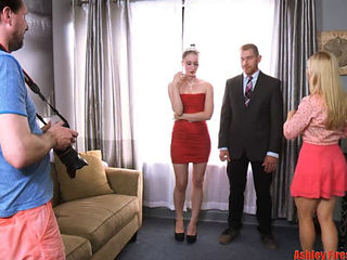 Ashleyfiresfetishclips   Ashley And Riley   Modern Taboo Family   Brother Sister Prom Date  New (...