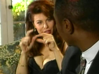 Ona Zee Enjoys A Big Black Cock