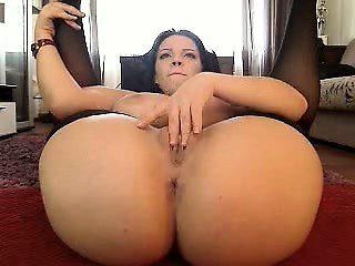 Jasmine black solo masturbation