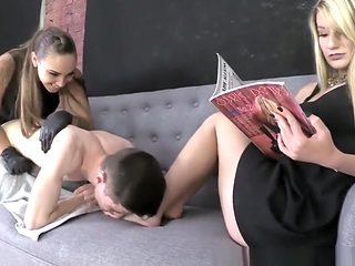SASHA FOXXX & CHLOE - DANNI BENT OVER AND FUCKED FOR NOT FOLLOWING THE RULE