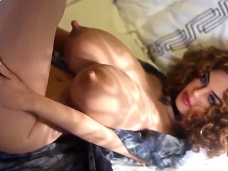 Huge boobs nipples sex doll, blowjob anal creampie fantasies