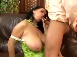 Hottest Dildos/Toys, Big Natural Tits porn clip