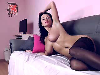 Busty Milf Ava Addams pounded and receives cum on big boobs