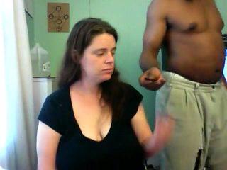Hottest amateur Amateur, Interracial xxx clip