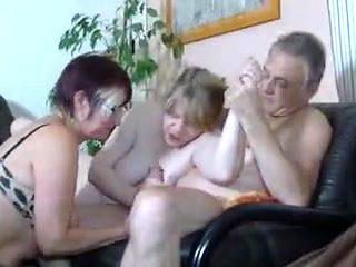 Privates Ficktreffen mit Hausfrauen