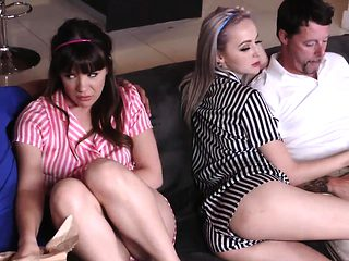 Daddy fucks pillow and mom ally's daughter anal xxx Movie Ni