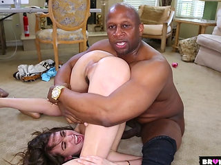 Riley Reid - Yummy Big Black Cocks!