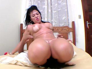 Huge Brazilian Ass and Breath Play - Famous Soraya Carioca