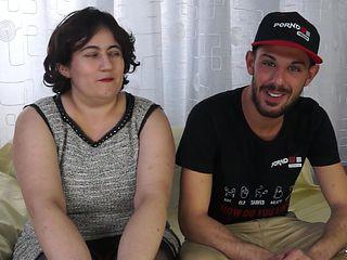 Scambisti Maturi - Chubby Italian Moana gets anal fucked