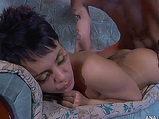 Anal With Russian Mature Slut