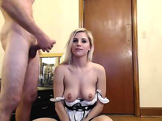 Maid Understands Much More and squirting