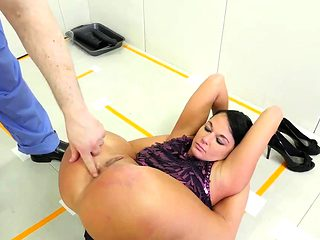 Men in bondage milked and redhead rough sex Talent Ho