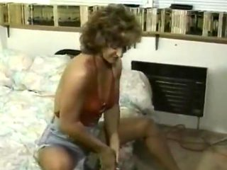 Cori fucked in bed