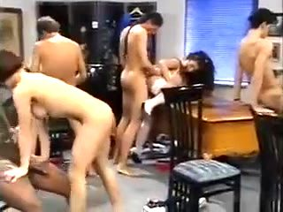 Crazy amateur Big Dick, Office porn clip