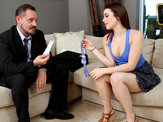 Kylie Quinn in The Needy Babysitter - TeamSkeet