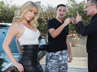 Brett Rossi & Keiran Lee in Have You Seen The Valet - Brazzers