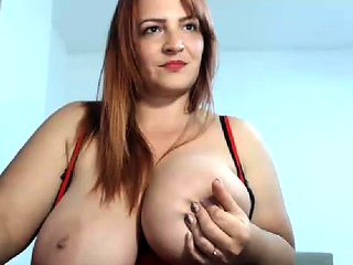 Huge Boobs BBW MILF fucked by younger Guy Angelynne