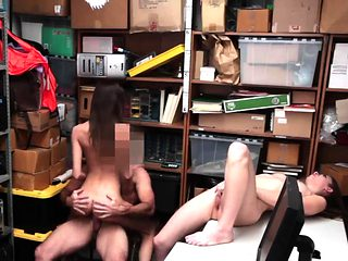 compeer's sisters get caught and help first time