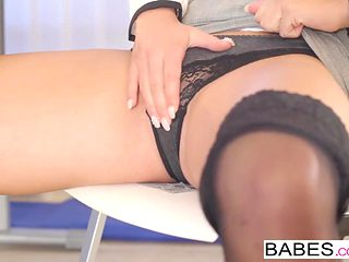 Babes - Office Obsession - A Troublesome Employee starring F