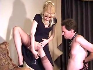 Exotic amateur Pissing, Stockings xxx video