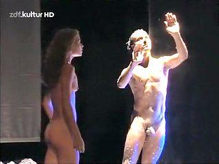 Naked on Stage-015 N4