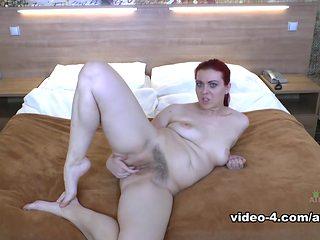 Fabulous pornstar Corazon Del Angel in Best Solo Girl, Big Tits porn scene
