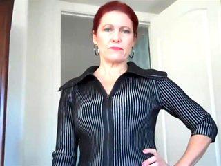 Stepmom   Stepson Affair Dominate Mother