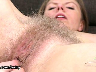 Ekaterina Ananasova in Hairy Play Movie - ATKHairy
