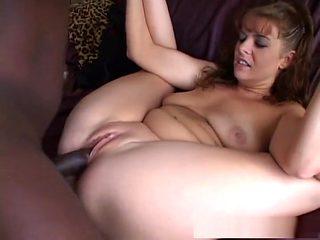 Fabulous pornstar Rachel Rains in amazing interracial, mature sex clip