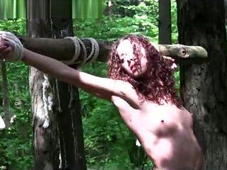 bondage crucified