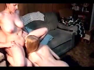 A man has fucked two women