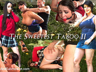 Mr. Pete & Shay Fox & Lola Foxx in THE SWEETEST TABOO 2: A FEATURE PRESENTATION: Stepdaughter and...