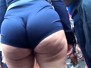 Big Booty Officer