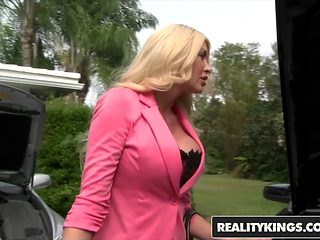 RealityKings - Big Tits Boss - Summer Brielle Taylor Tyler Steel Big Tits Bos - Busty Business