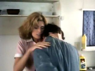 Crazy homemade Kitchen, Maid sex video