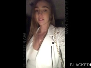 BLACKEDRAW Cheating girlfriend loves her muscular big black