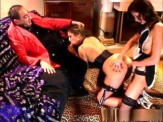 Crazy pornstars Alyson Ray and Thalia Festiny in best threesomes, big butt adult video