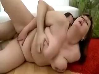Hottest BBW, Big Natural Tits porn movie