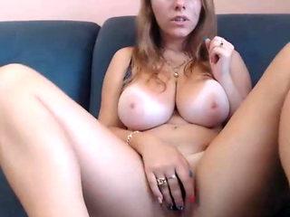 big tits shaking orgasm