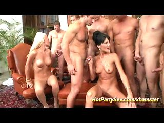 wild anal party fuck orgy